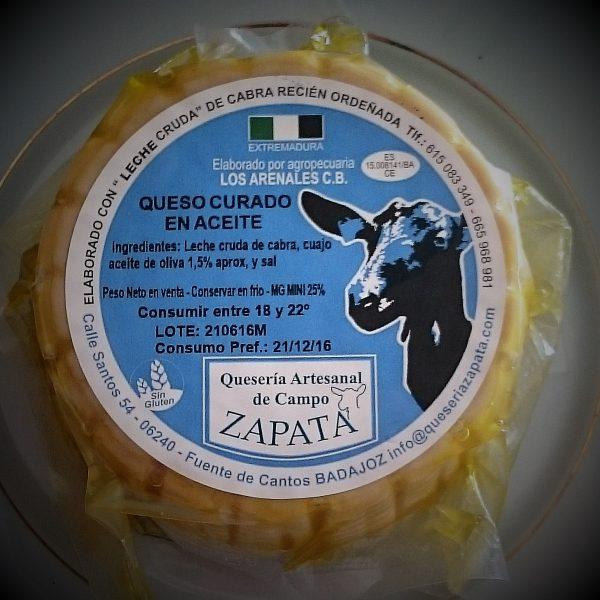 Tentudía-Gourmet_Queso-Cabra-Curado-Aceite-1