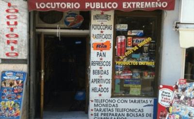 Locutorio Público Extremeño