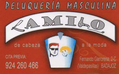 Peluquería Masculina Camilo